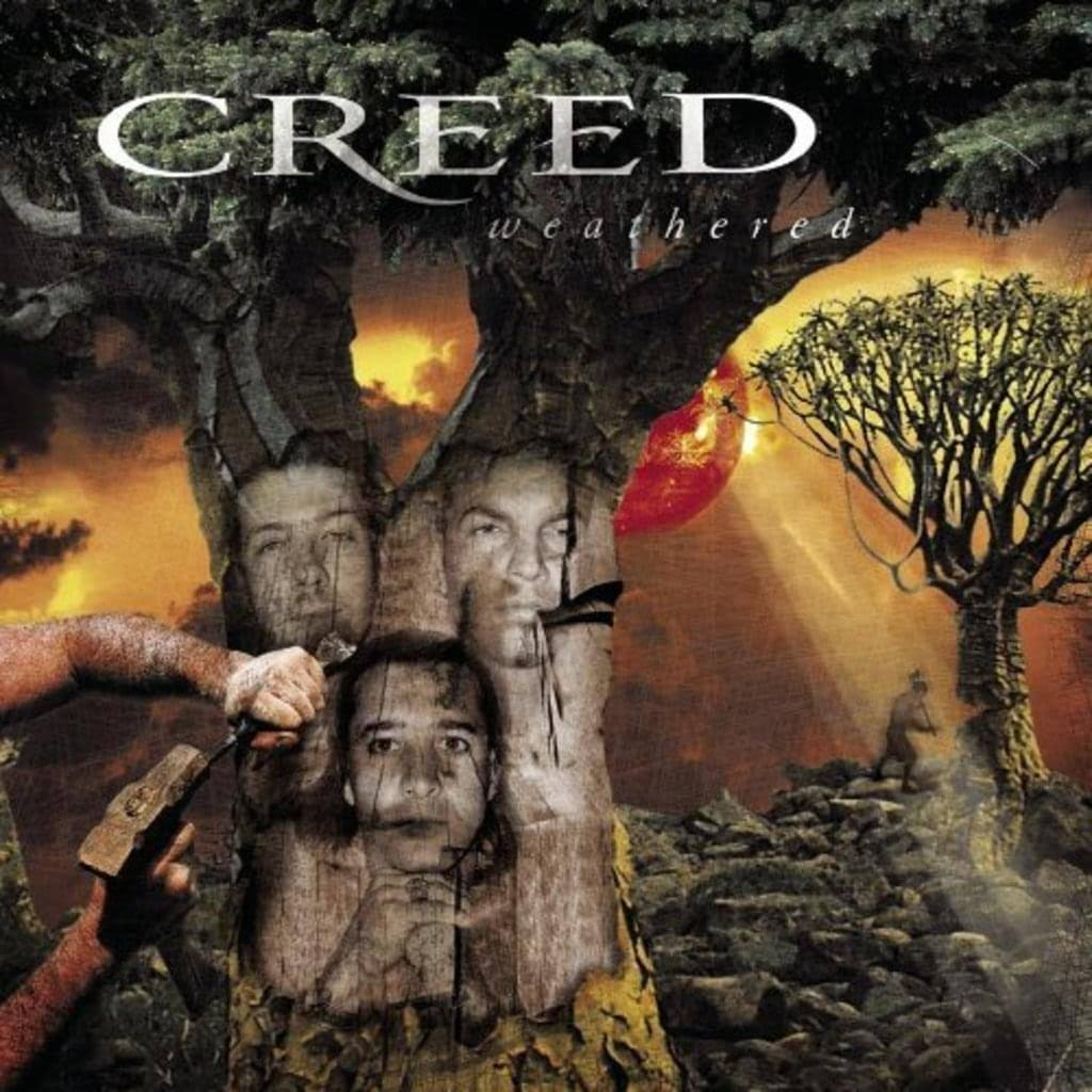 Weathered by Creed - CD