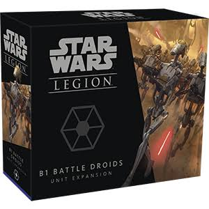 Star Wars: Legion B1 Battle Droids Unit Expansion Games Set