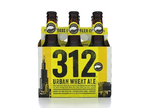 Goose Island 312 Urban Wheat Ale Beer