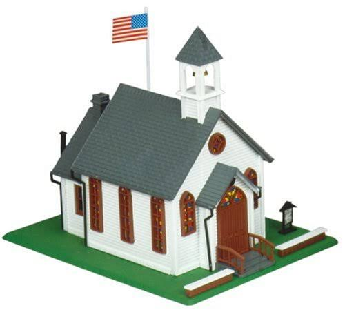 Life-Like HO 433-1350 Town Church Kit
