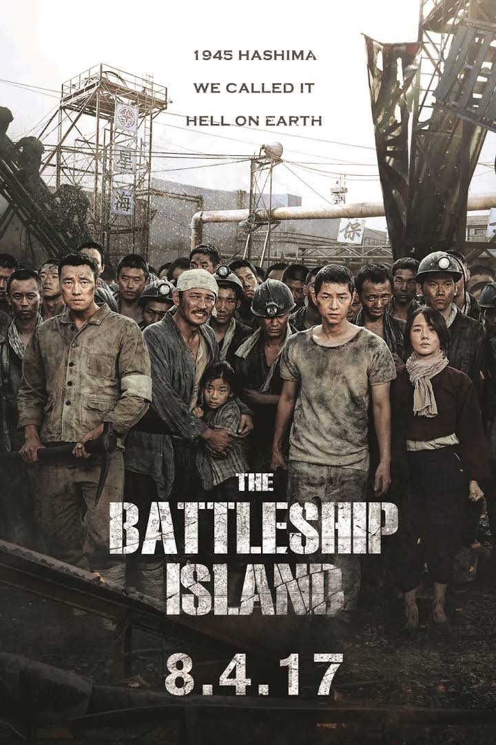 The Battleship Island 2017 Full Free Movie Download BluRay