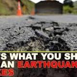 Earthquake, Earth, 2018
