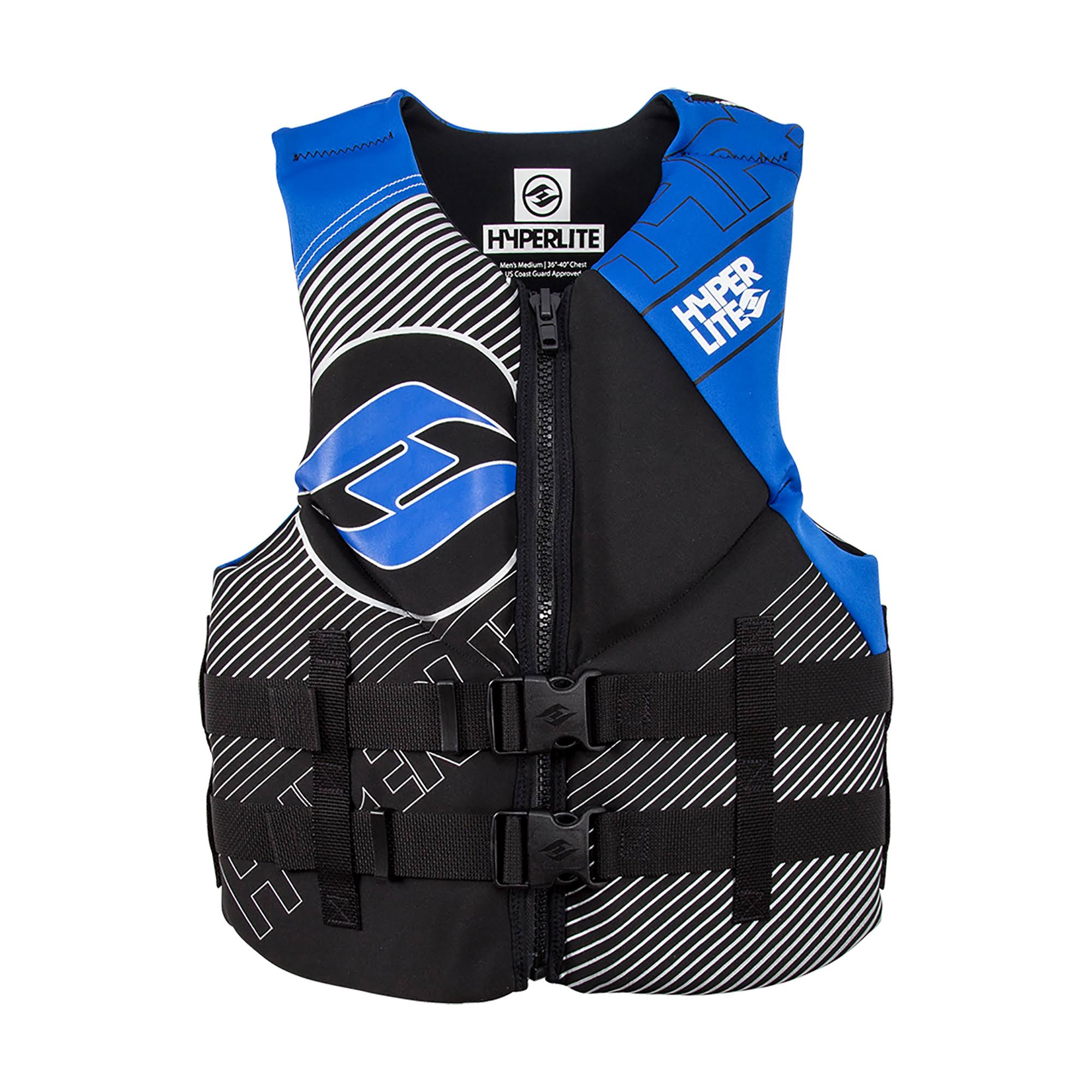 Hyperlite Men's Indy Neo Life Vest Blue