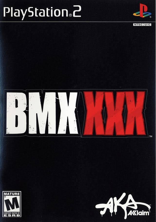 Bmx XXX - Playstation 2