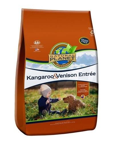 Natural Planet Dog Food - Kangaroo & Venison Entree