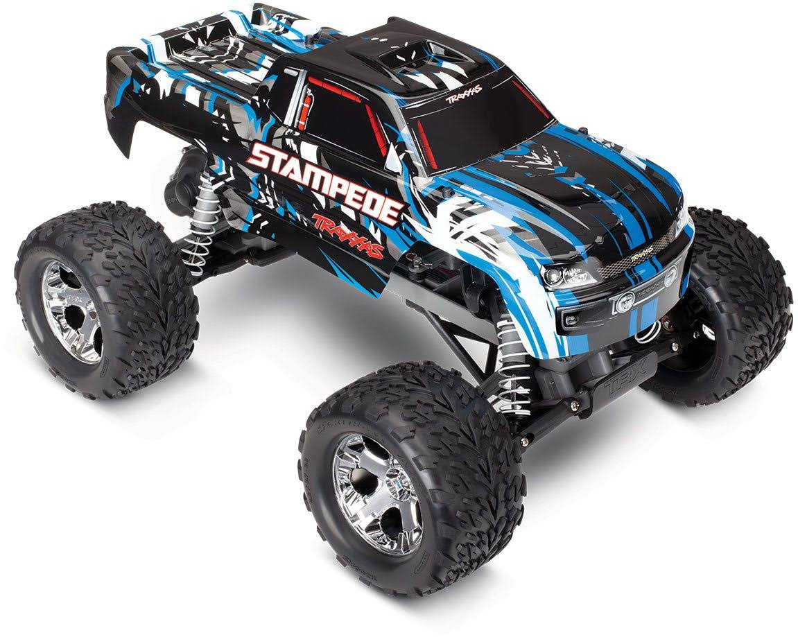 Traxxas Stampede Monster Truck RTR, 36054-1