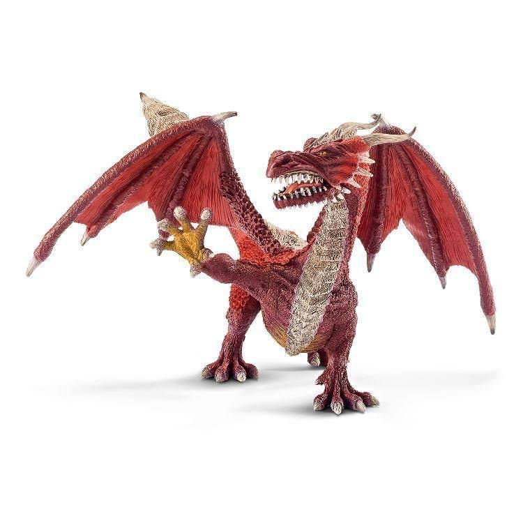 Schleich Toy Figure - Dragon Warrior