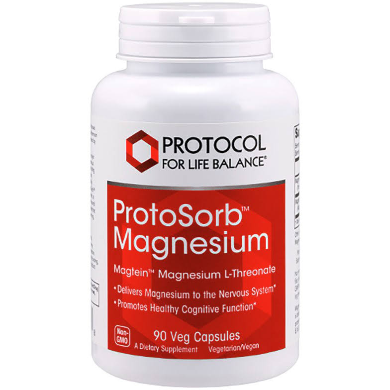 Protocol for Life Balance Protosorb Magnesium Dietary Supplement - 90ct