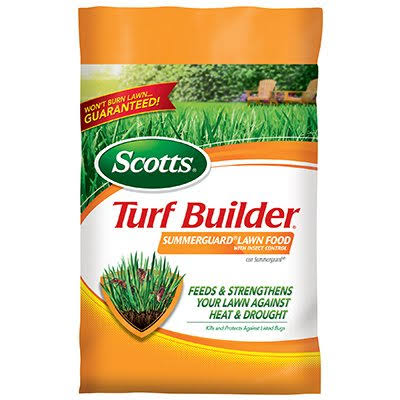 Scotts Turf Builder