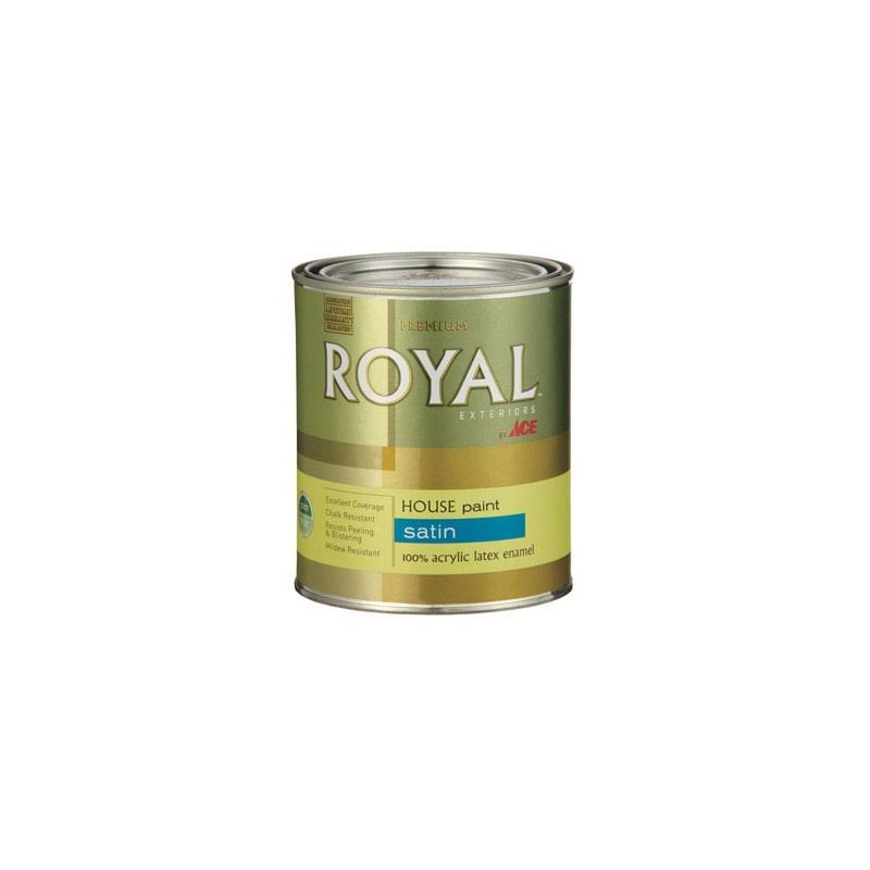 Ace Premium Royal Exteriors Satin House Paint