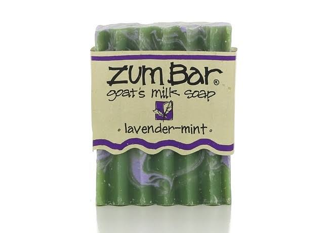 Zum Bar Goat's Milk Soap - Lavender-Mint