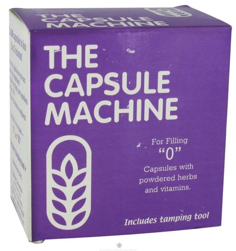 The Capsule Machine Kit - for Filling 0