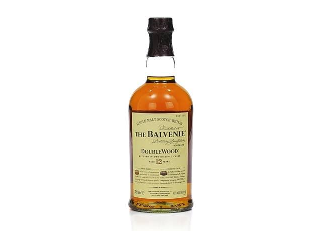 The Balvenie Doublewood Single Malt Scotch Whisky