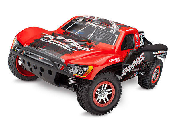 Traxxas Slash 4X4: 1/10 Scale 4WD Brushless Mark