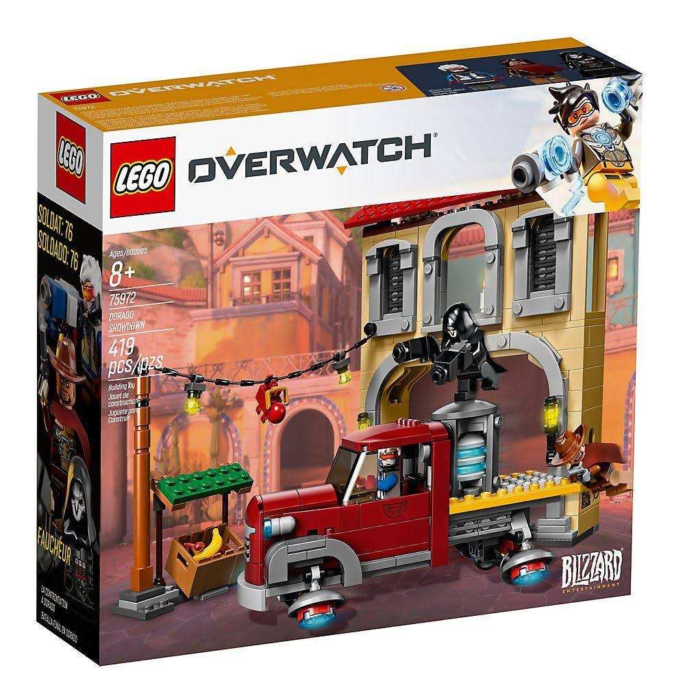 Lego Overwatch Dorado Showdown Building Toy - 419pcs