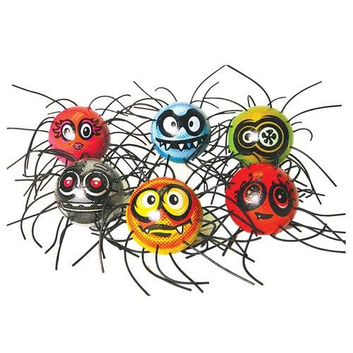 Creative Health Spider Ball Toys - 5.59cm x 5.59cm x 1.78cm