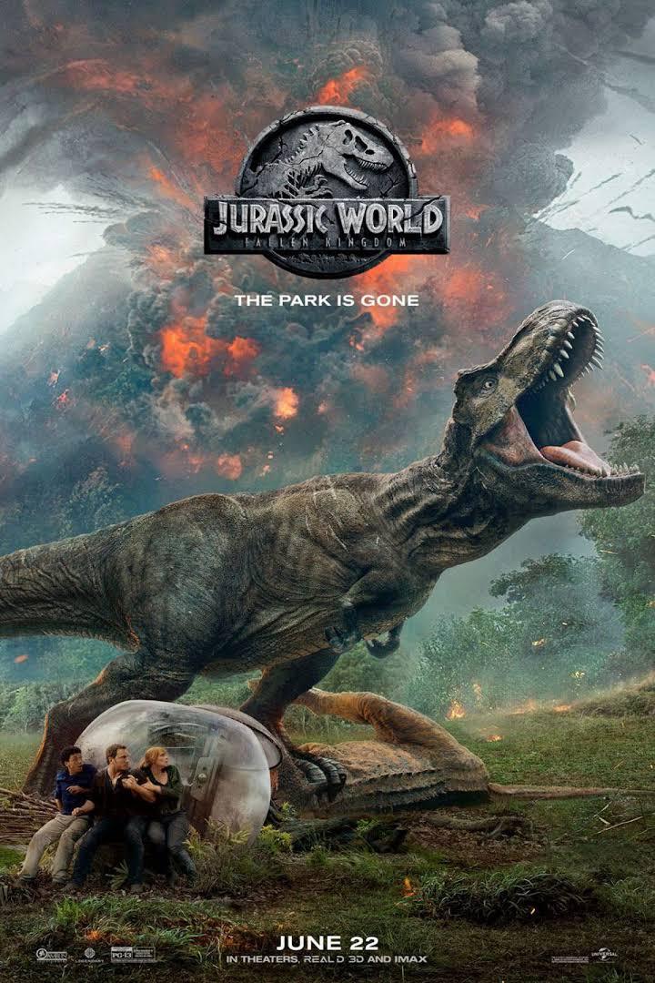 Jurassic World Fallen Kingdom 2018 Hindi Dual Audio Movie Download 400MB