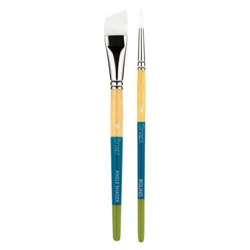 Princeton Snap 9850 Stroke Paint Brush - Size 1