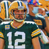 Green Bay Packers QB Aaron Rodgers completes his usual ...