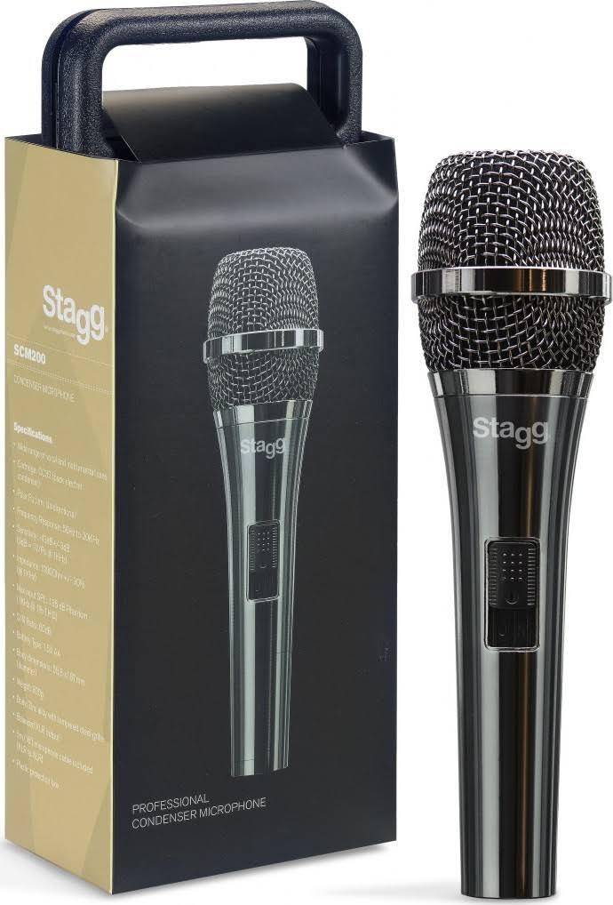 Stagg SCM200 Dynamic Microphone