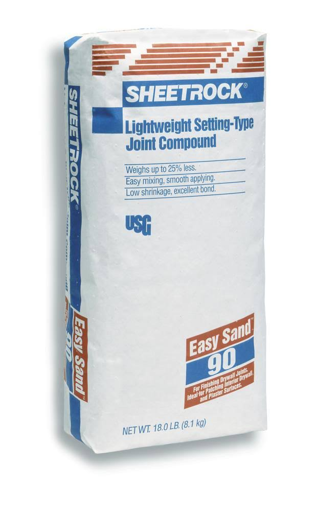 USG Sheetrock Easy Sand 90 Joint Compound