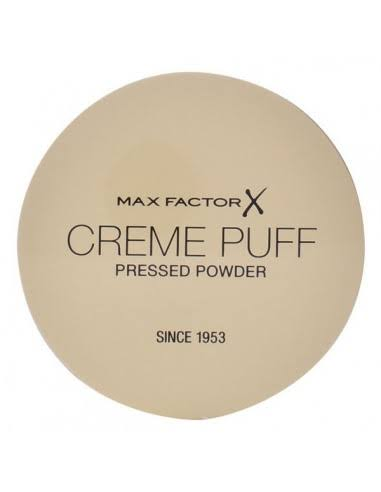 Max Factor Creme Puff Pressed Powder - 13 Nouveau Beige, 21g