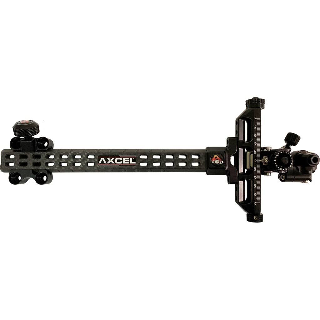 Axcel Achieve Compound x Sight Black 9 in. LH