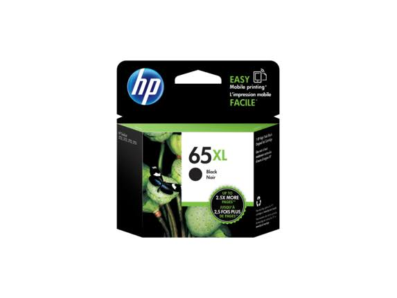 HP Inc N9K04AN 65XL Original Ink Cartridge - Black #140
