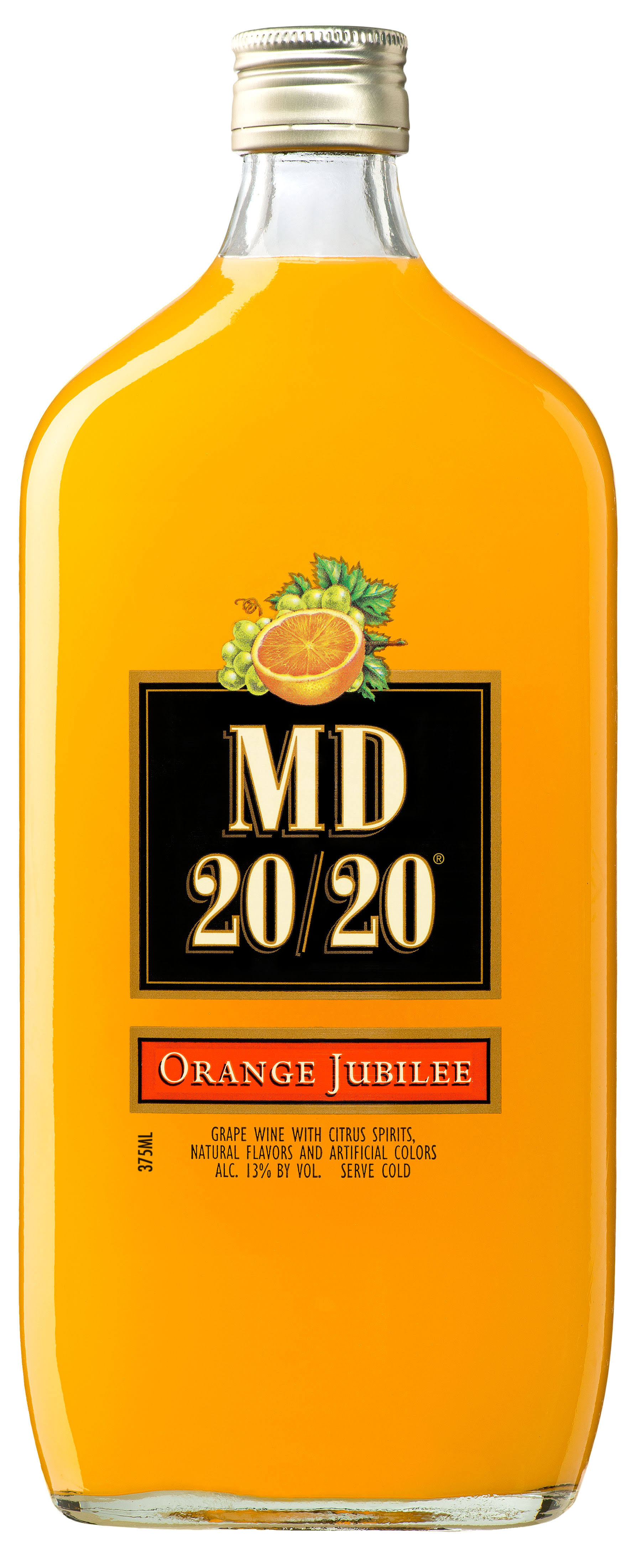 MD 20/20 Orange Jubillee Flavored Wine - 375ml