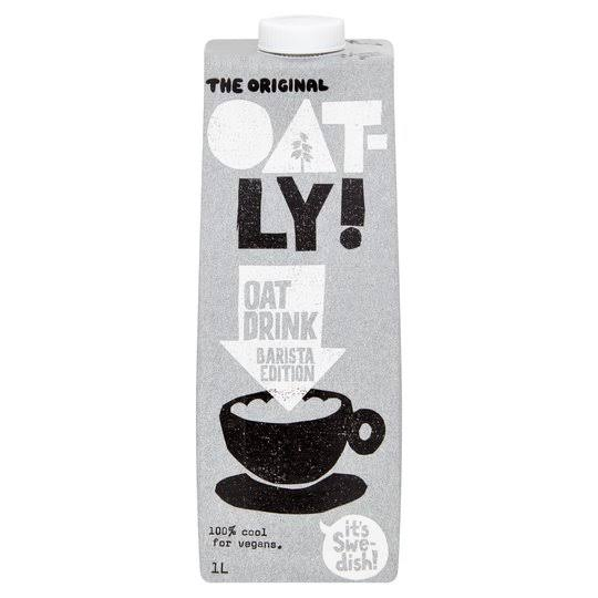 Oatly The Original Barista Edition Oat Drink - 1L