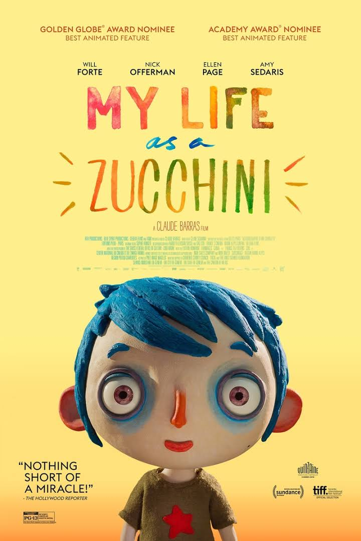 My Life as a Zucchini-Ma vie de Courgette