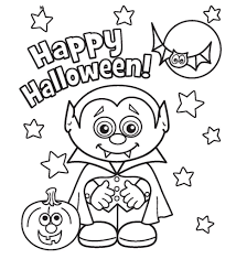 Scary Halloween Coloring Pages Online by Coloring Pages Halloween Coloring Page Colouringpagein Halloween