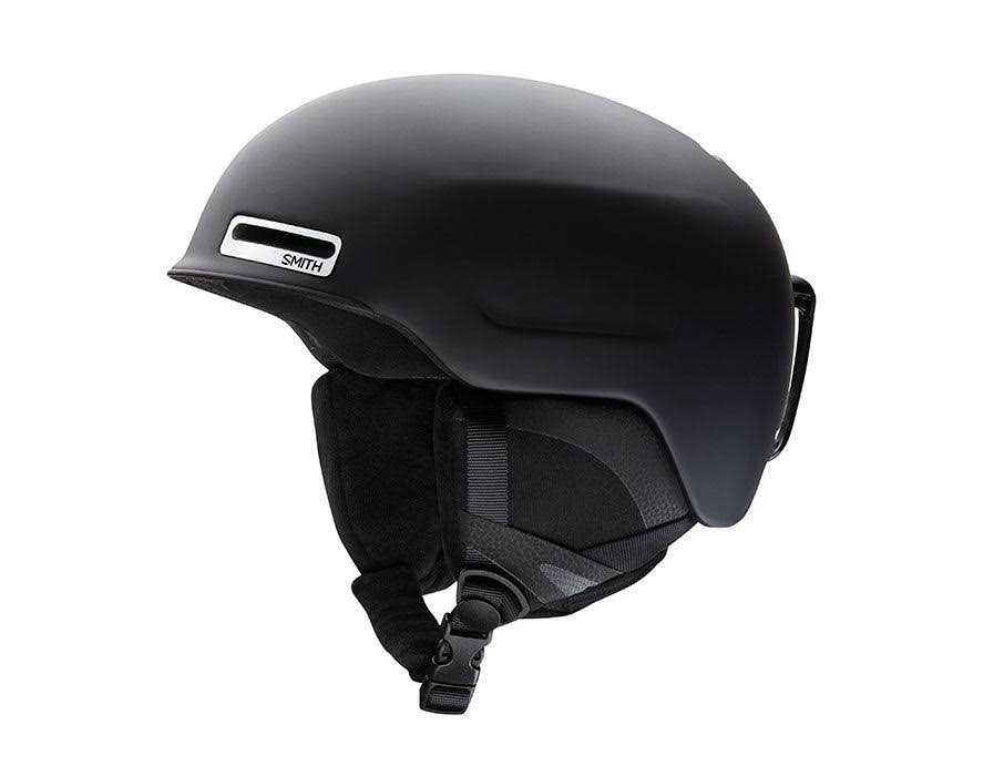 Smith Men's Maze Helmet - Matte Black, Large