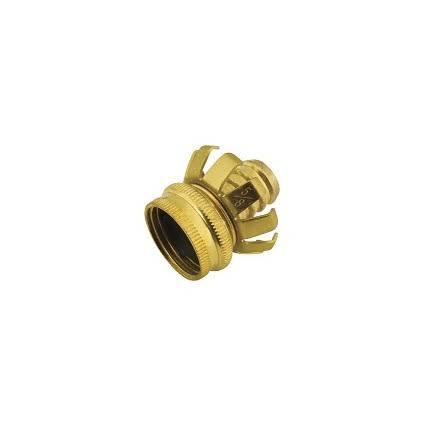 "Ace Trading Gilmour Clinch Hose Mender - 3/4"", Brass"