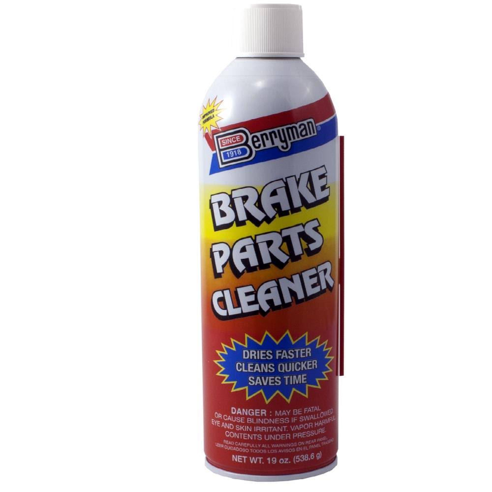 Berryman Brake Parts Cleaner - 18oz