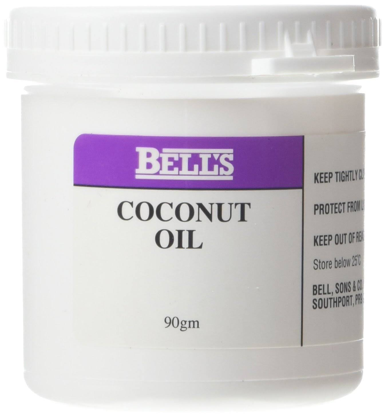 Bells Coconut Oil BP
