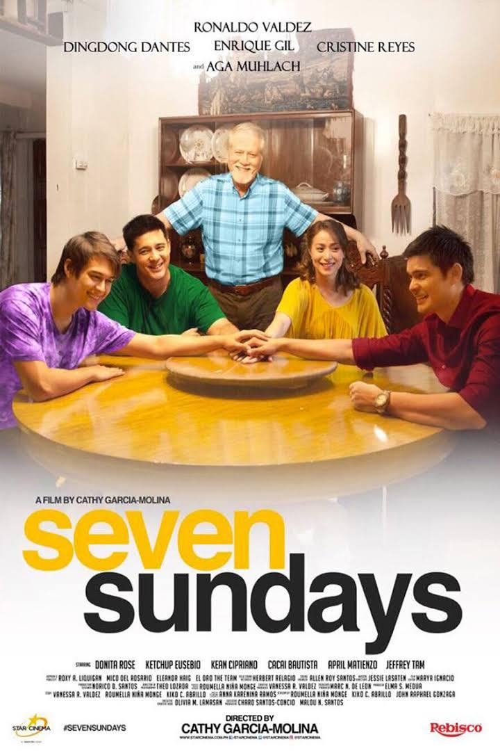 Seven Sundays (2017) Full HD
