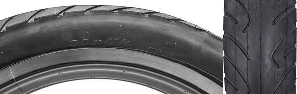 "Sunlite Cycling Tire - 20"" x 4 1/4"", Black"