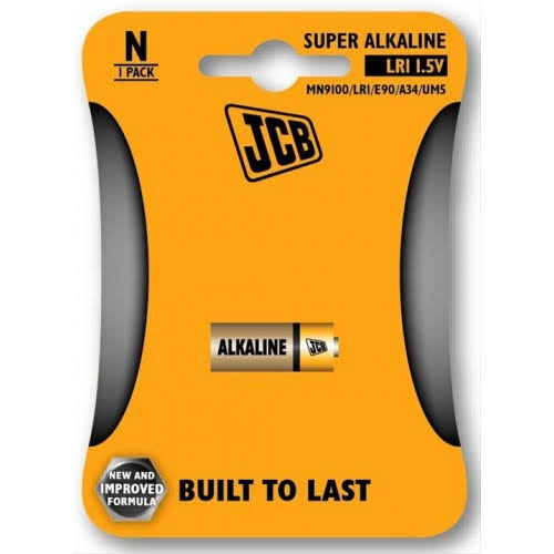 JCB (N) LR1 1.5V Alkaline Battery