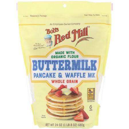 Bob's Red Mill Buttermilk Pancake and Waffle Mix - 24oz
