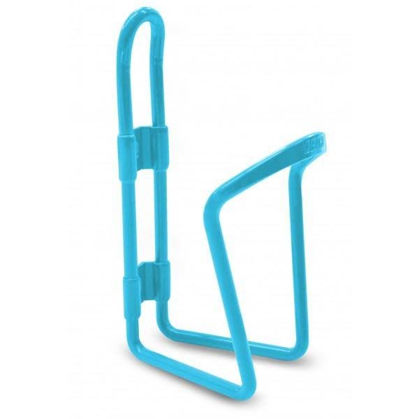 Delta Alloy Bottle Cage - Teal