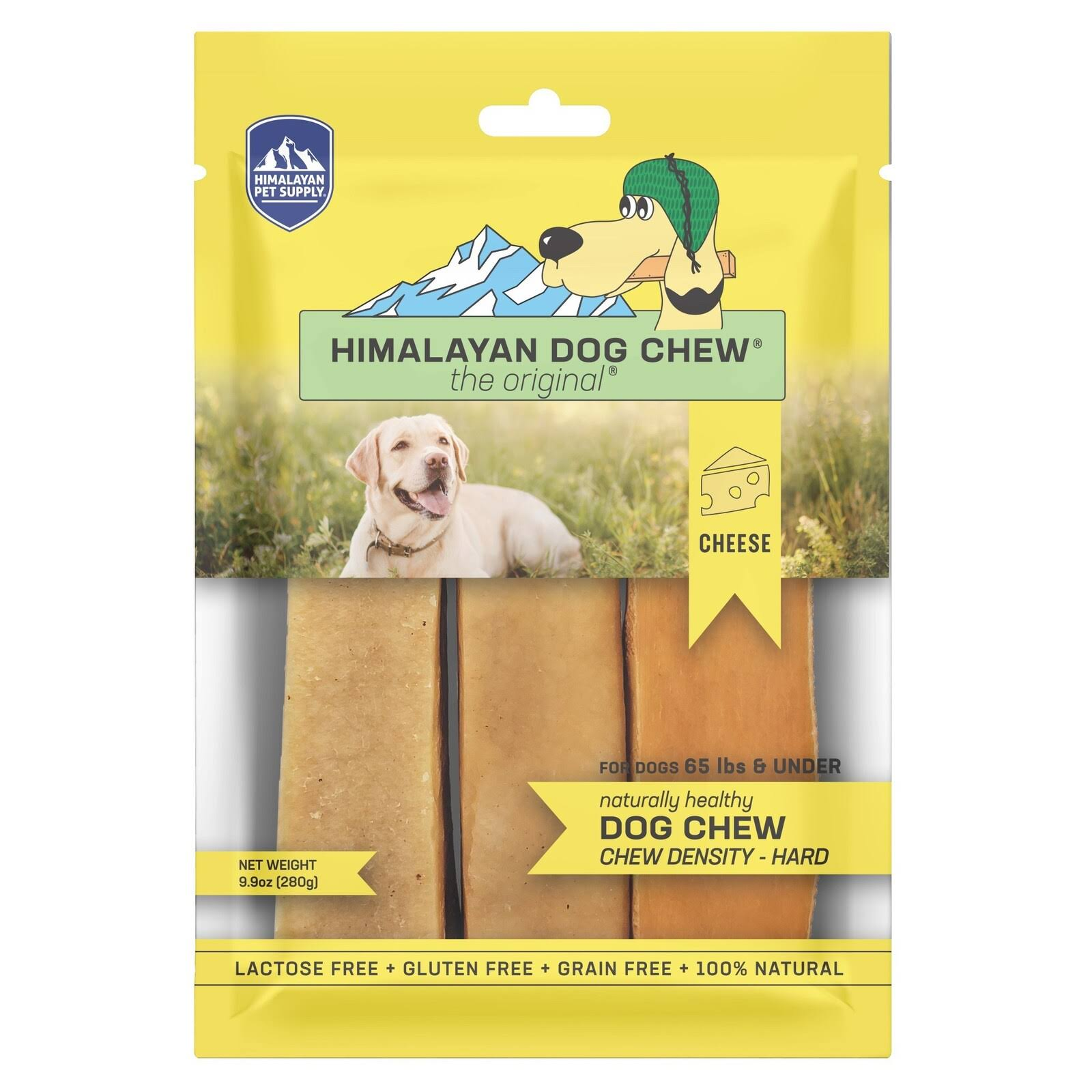 Himalayan Dog Chew Mixed - 10.5oz, 3pcs
