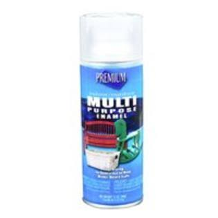 Premium Multi Purpose Spray Paint - 12oz, Clear