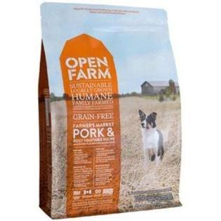 Open Farm Farmer's Market Dog Food - Pork & Root Vegetable