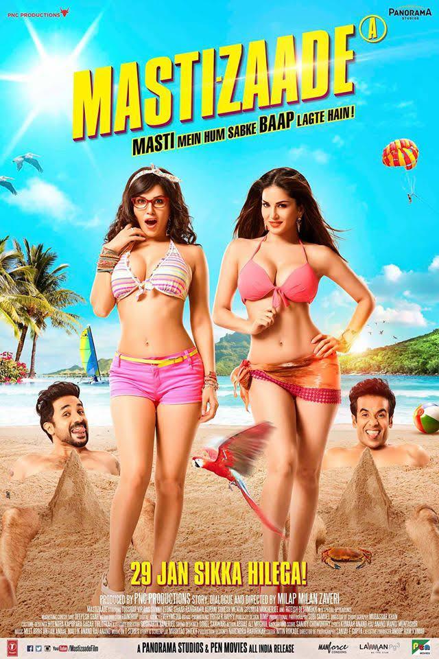 Mastizaade 2016 Hindi Movie Download Watch Online DVDRip