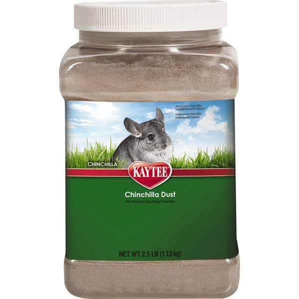Kaytee Chinchilla Dust Bath Powder - 2.5lbs