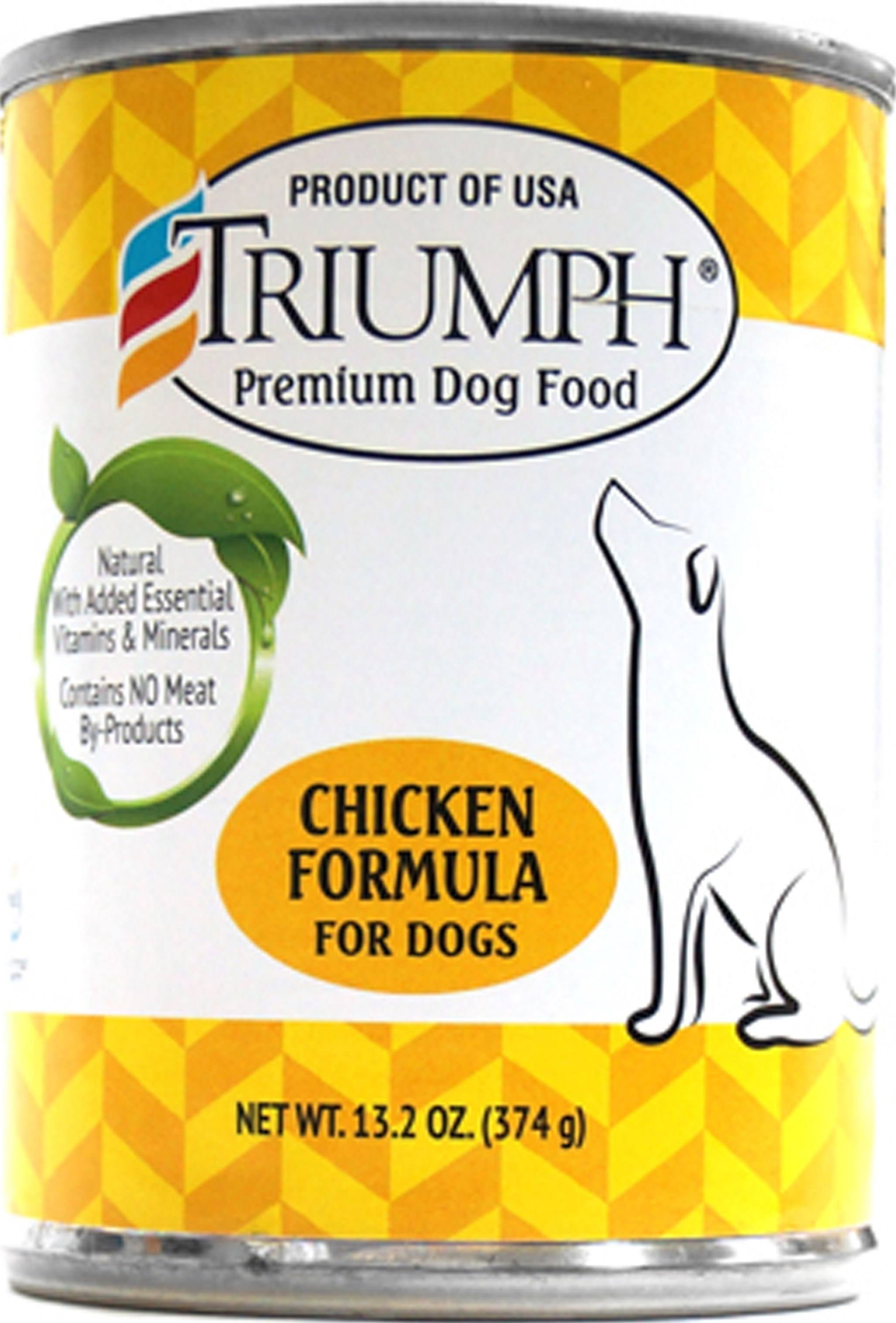Triumph Pet Industries - Chicken Formula, 397g