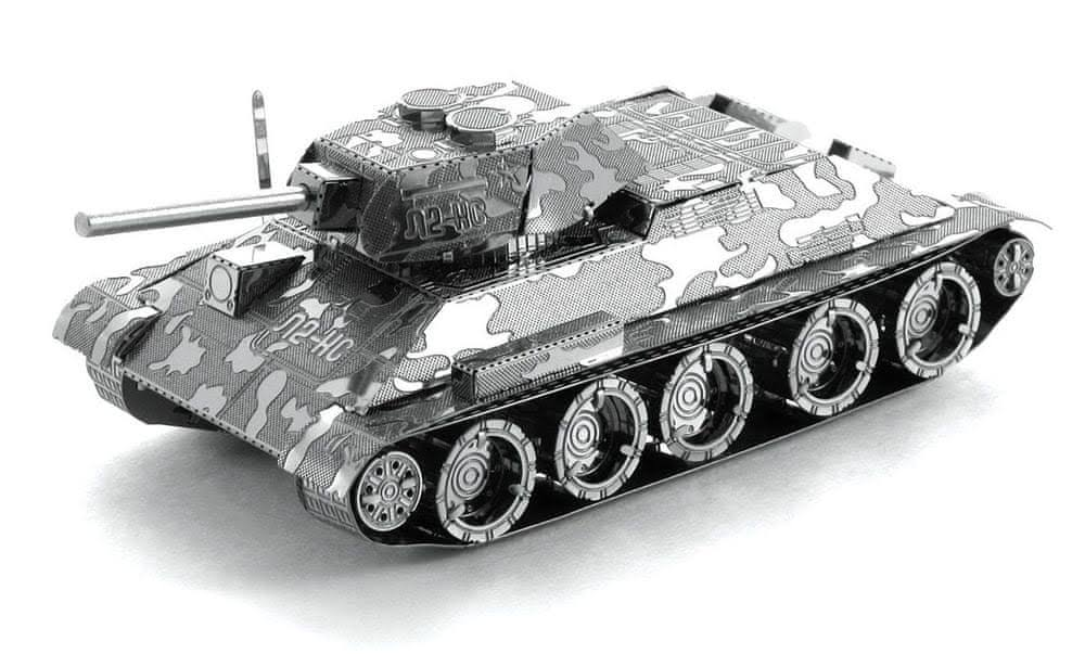 Metal Earth 3D Metal Model Kit - Tiger Tank