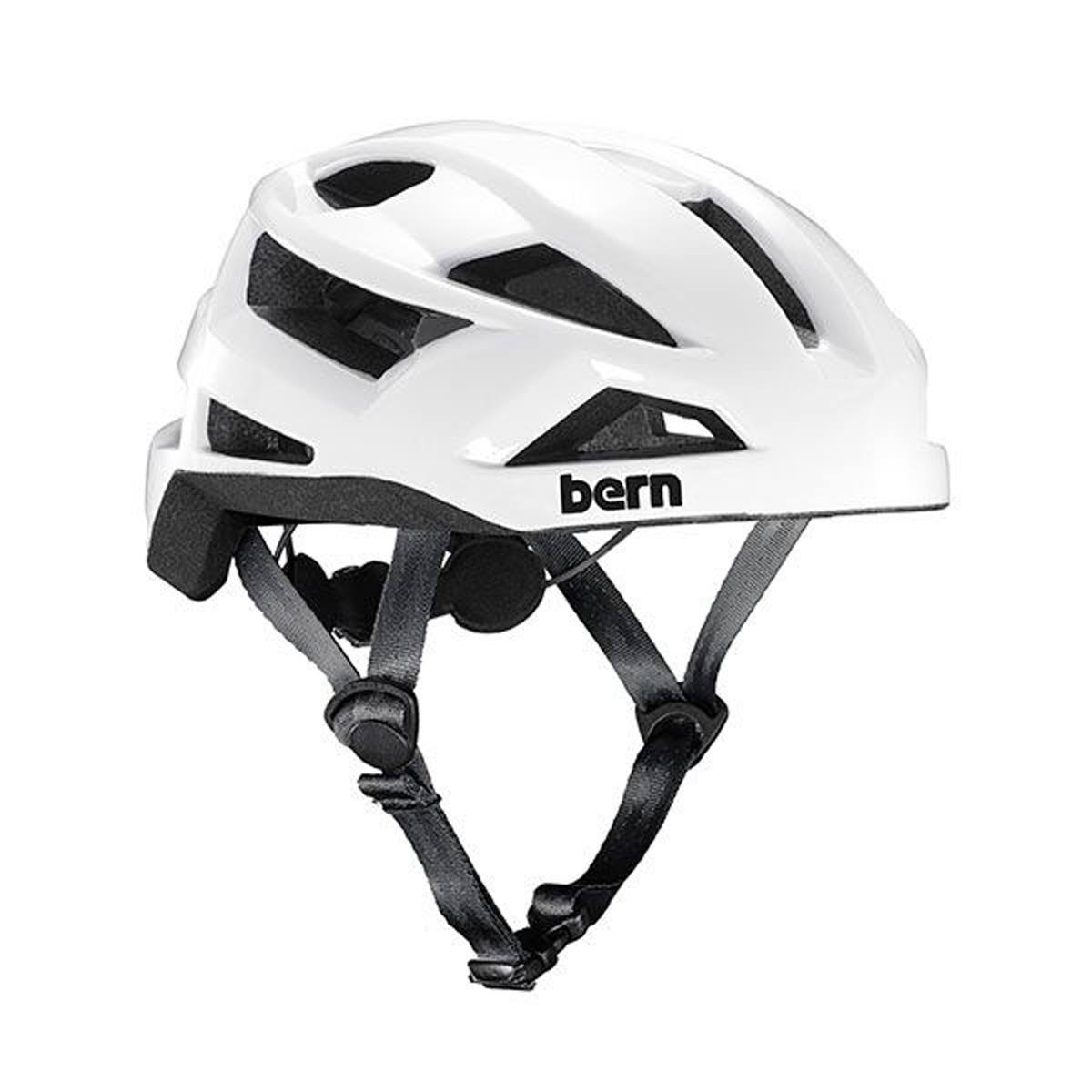 Bern Men's Libre Bike Helmet - White