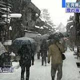 高山市, 正月飾り, ホリデーシーズン, 正月, 餅花, 日本, 岐阜県, 飛騨市